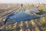Investigators say Ukrainian jet was on fire before crash