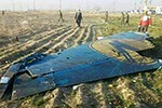 Iran aims to examine downed plane's black boxes