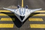 Airbus unveils blended wing body plane design