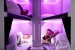 Air New Zealand plans economy sleeping booths