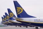 Ryanair suspends flights through May