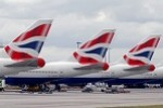 Britain to airlines: raise your own money first