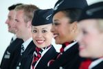 UK cabin crews swap aircraft aisles for hospitals