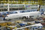Boeing cuts jet demand forecast