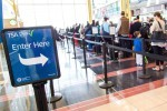 Over 1 million airline passengers at American airports