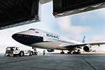 British Airways jumbo saved from scrap by film deal
