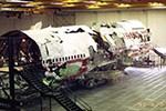 TWA flight 800 reconstruction to be decommissioned