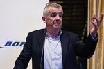 Ryanair boss expects vaccinations to boost traffic