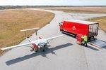 Royal Mail trials drone parcel deliveries