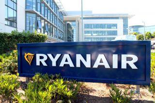 Ryanair-Zentrale in Dublin