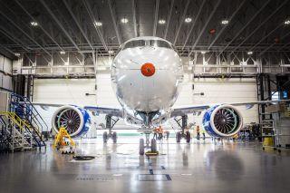Bombardier CSeries FTV1