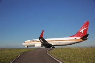 Qantas Boeing 737-800
