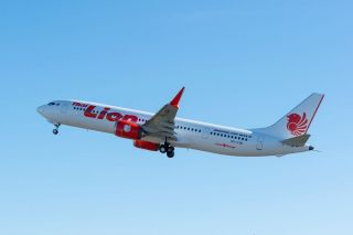 Thai Lion Air Boeing 737 MAX 9