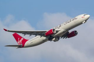 Virgin Atlantic Airbus A330-300