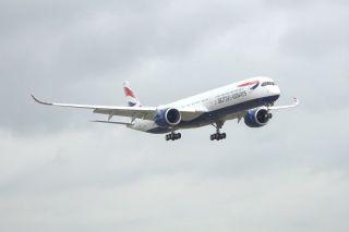 British Airways Airbus A350-1000