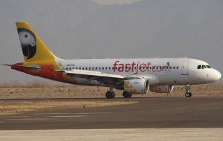 Fastjet Airbus A319