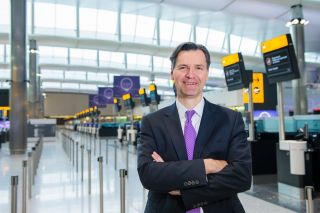 Heathrow CEO John Holland-Kaye