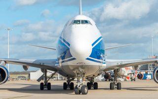 Cargologic Air Boeing 747
