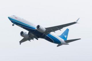 Xiamen Airlines Boeing 737 MAX
