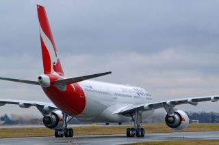 Qantas Airbus A330-200