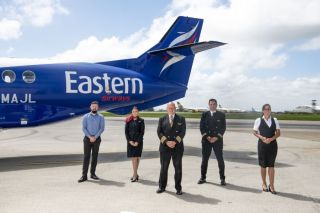 Eastern Airways at Newquay