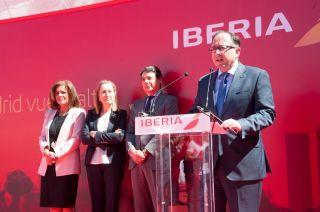 Iberia Vorstandschef Luis Gallego