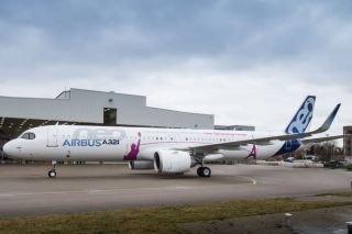 Airbus A321neo ACF