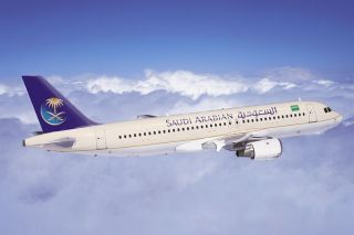 Saudia Airbus A320