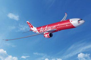 Air Asia X Airbus A330-900neo