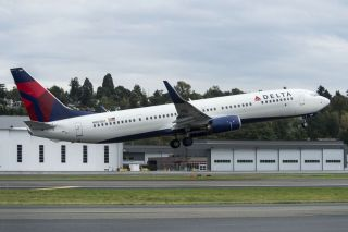 Delta Boeing 737-900ER