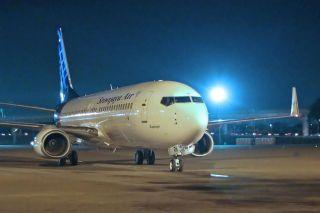 Sriwijaya Air Boeing 737