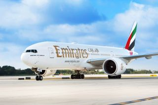 Emirates 777-200LR