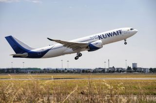 Kuwait Airways Airbus A330-800