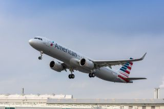 American Airlines Airbus A321neo