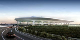 Mumbai Airport T2