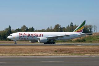 Ethiopian Airlines Boeing 777F