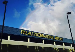 Palau International Airport