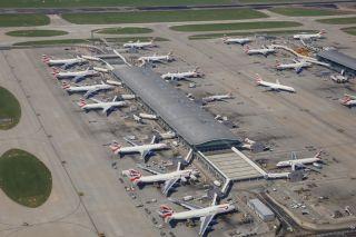 London Heathrow Airport Terminal 5B
