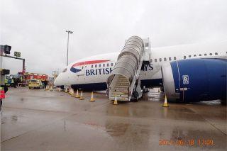British Airways Boeing 787-8