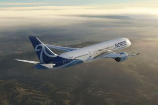 Norse Boeing 787-9