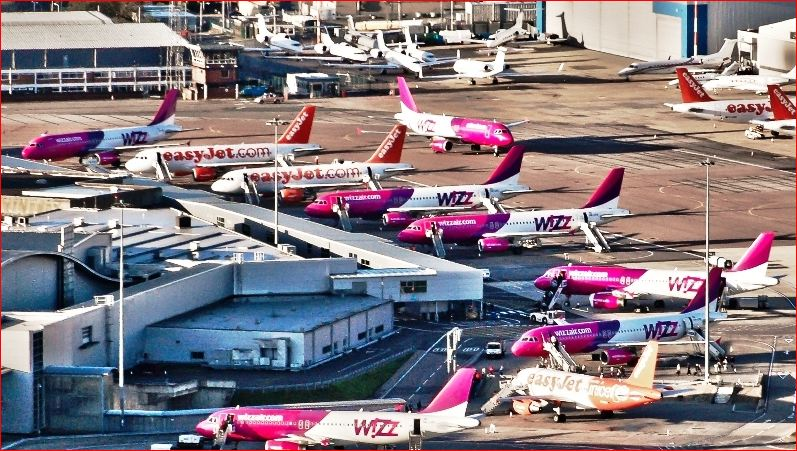 Wizz Air Could Ground Entire Fleet If Crisis Deepens